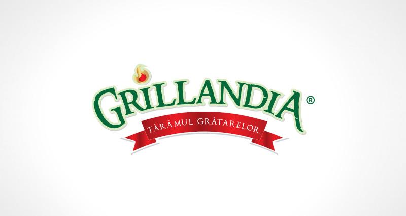 Branding logo Grillandia