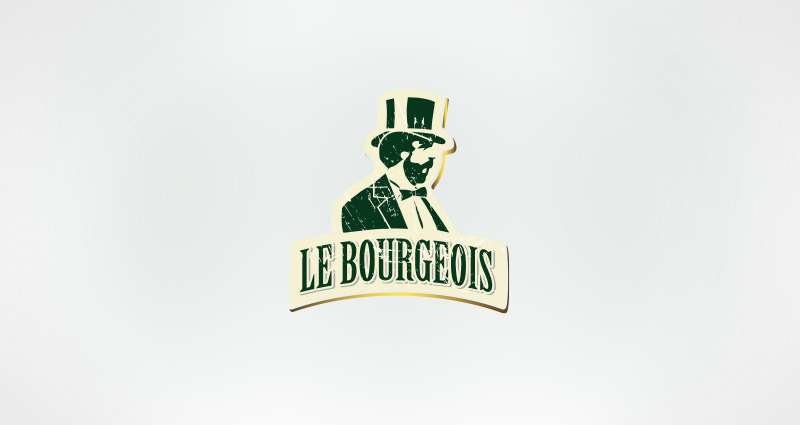 Logo si concept Le Bourgeois